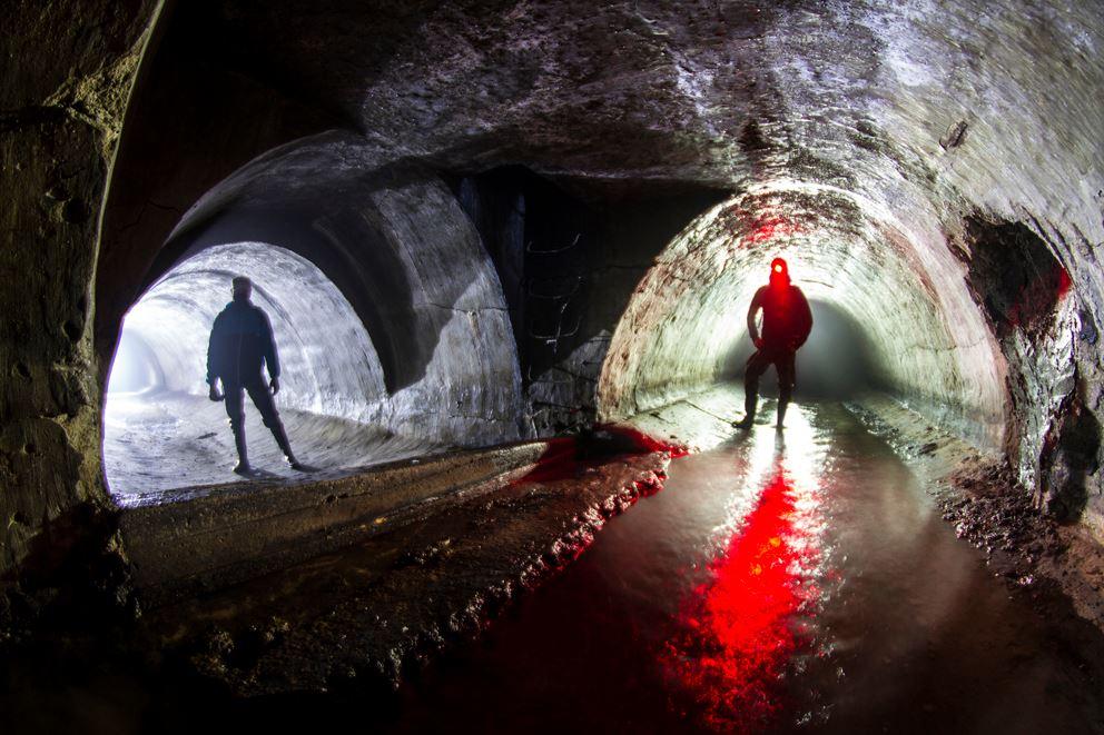 Il fiume Celato Credit: Pagina Facebook Brescia Underground