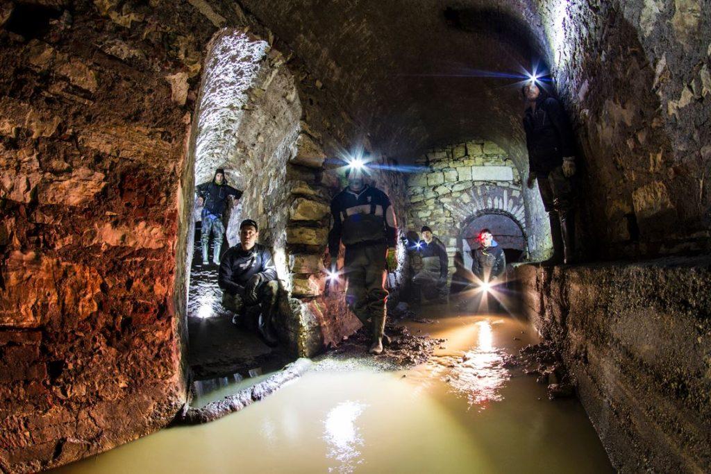 La Roggia Canevrella Credit: Pagina Facebook Brescia Underground
