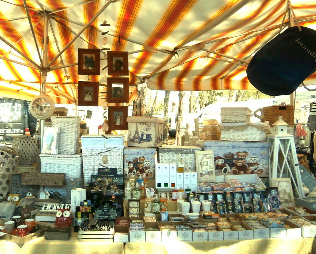 Il mercato Credit: Anna Bastianelli