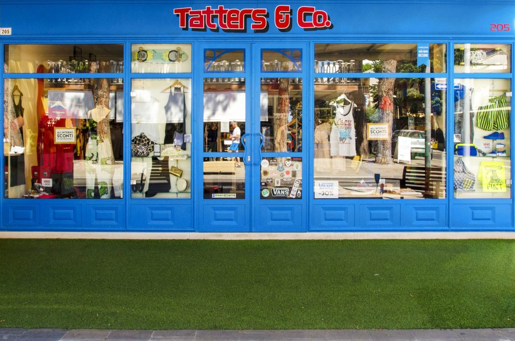 Tatters & Co