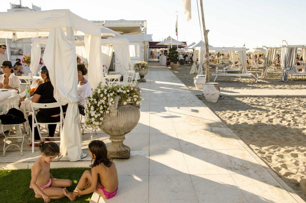 71 spiagge di Riccione