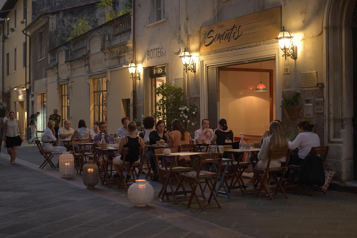 Sementis, via Garibaldi 17, Pietrasanta (Foto: Marco Petrucci)