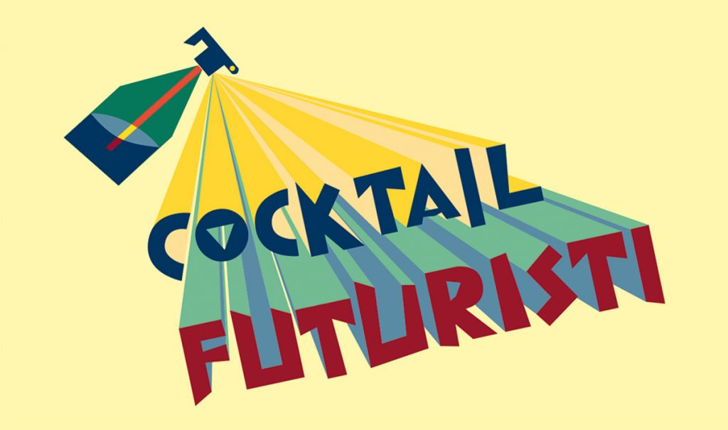 Cocktail futuristi by Luxardo Credit: Vintage Factory