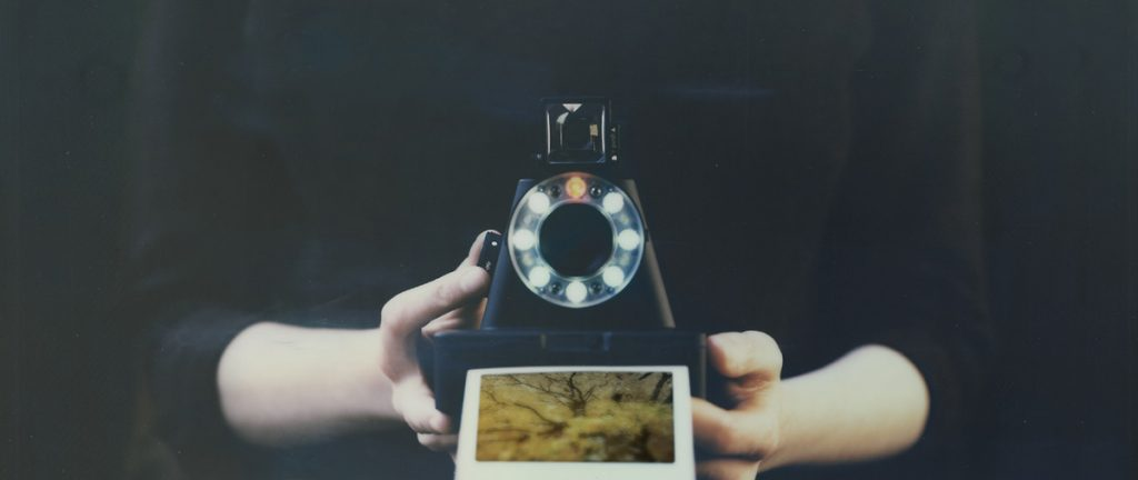 Instant camera I-1 type Credit: The Impossible Project
