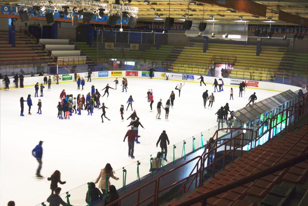 Stadio del Ghiaccio - Agorà