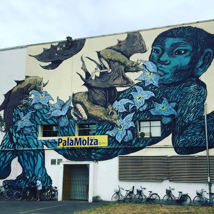 Storia della street art a Modena: le opere più belle