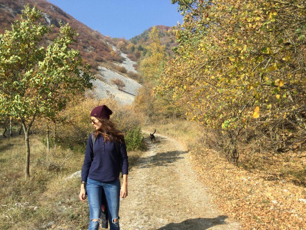 Un sentiero percorribile tutto l'anno, che da Cuneo ci porta nel cuore della riserva naturale di Juniperus