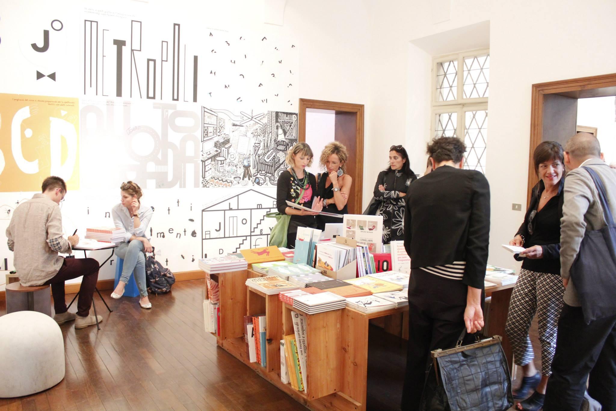 Libreria Trieste Enzo Mari corraini: la libreria che è una casa editrice che è una