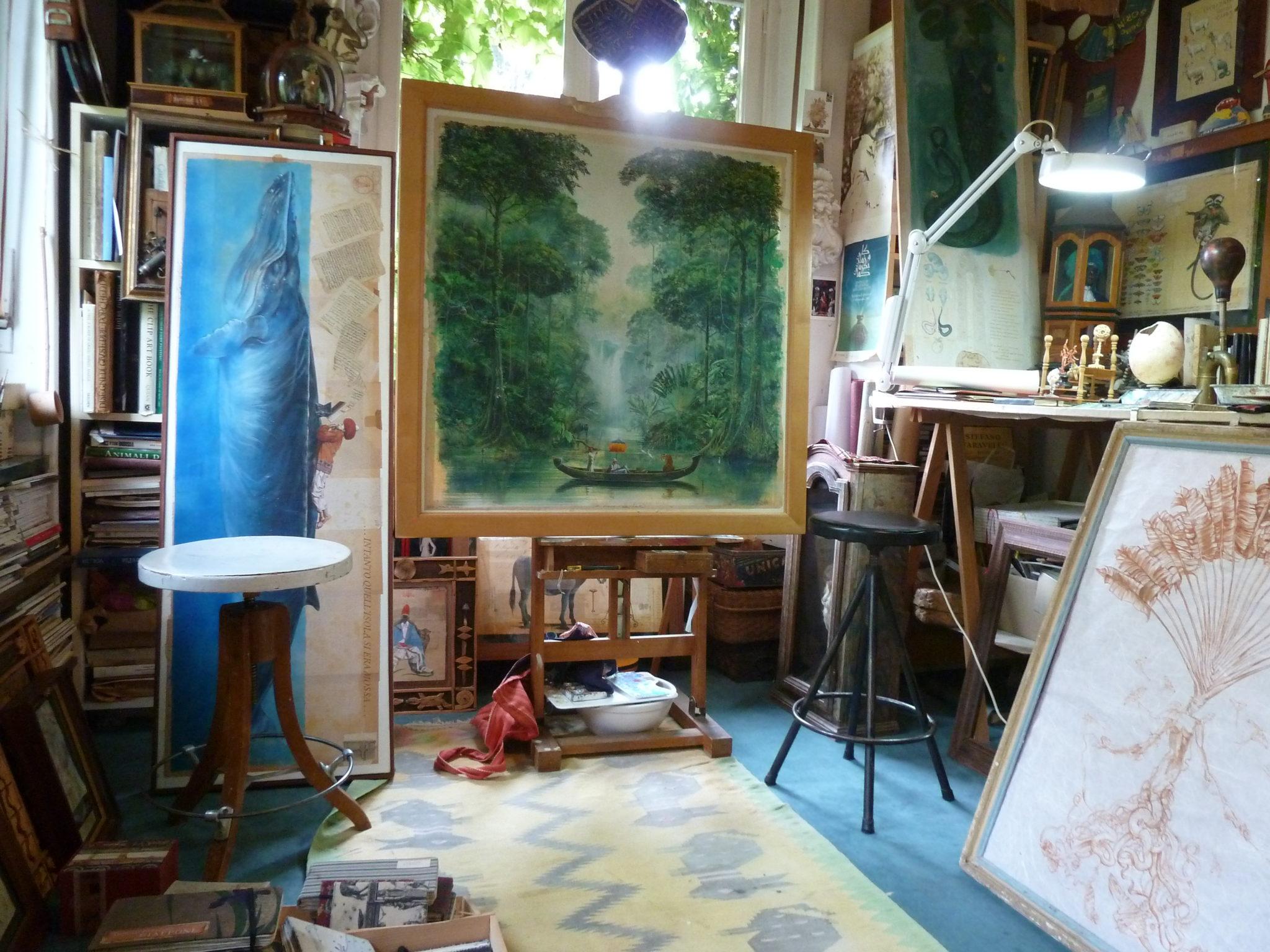 Con i suoi carnet di viaggio Stefano Faravelli dipinge meraviglie da mondi lontani. Come la Torino d'altri tempi che ci fa scoprire in questa intervista