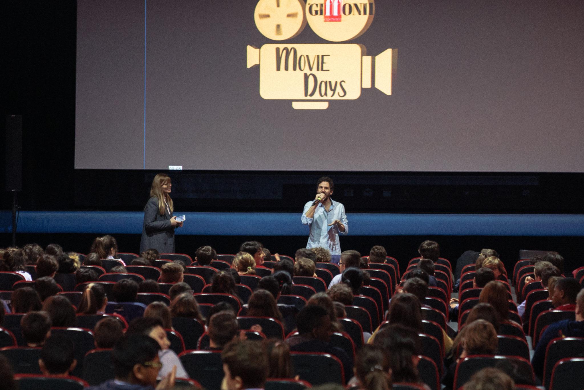 """Il François Truffaut ha detto: """"Di tutti i festival del cinema, quello di Giffoni è il più necessario"""". Siamo andati a vedere, e a fotografare, il festival"""