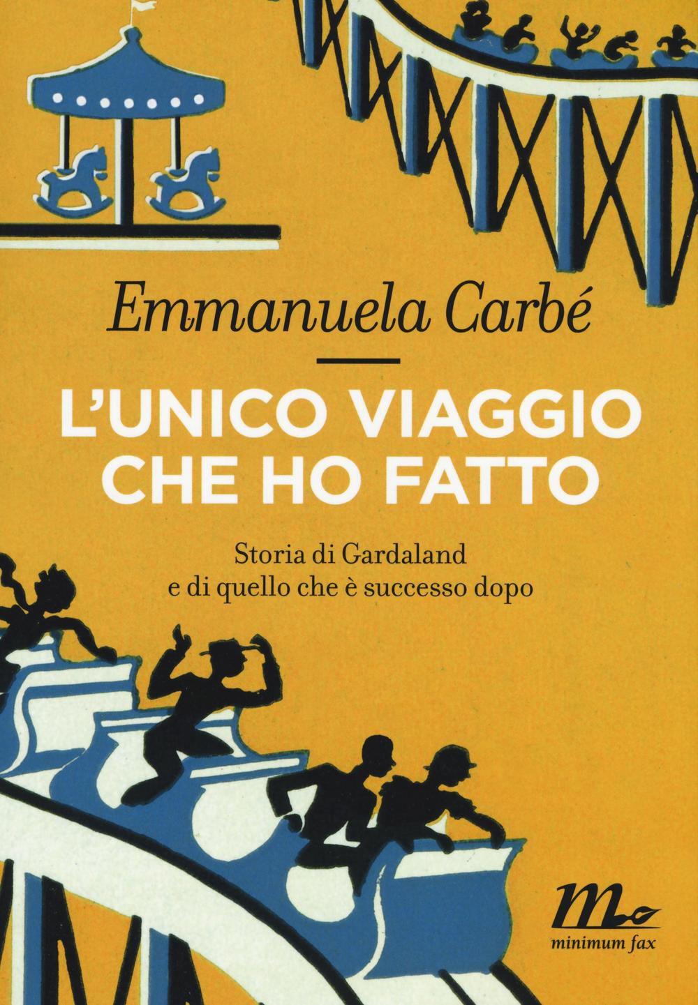 Abbiamo intervistato Emmanuela Carbé, autrice di un libro-reportage nel passato: nella sua Verona anni '80, da Gardaland ai luoghi che ama della città