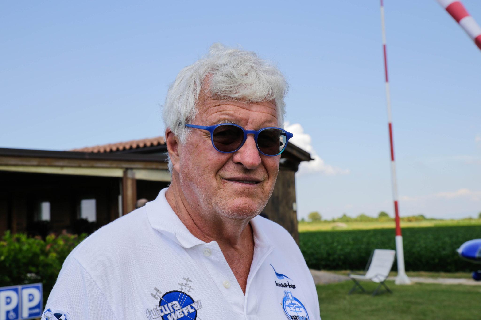 """Negli anni 70 il regista Folco Quilici ha girato """"L'Italia vista dal cielo"""". Sulla sua scia, ci siamo fatti raccontare da un pilota Jesolo vista dall'alto"""