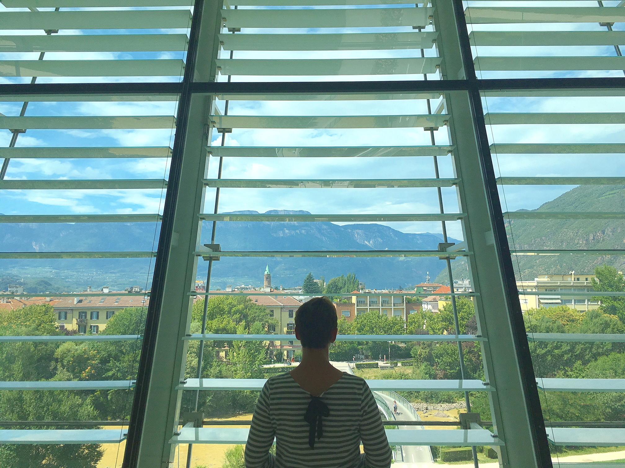 Museion: un museo d'arte davvero aperto, mentalmente. Rivolto a più persone possibili, dove le opere sono in costante relazione con il pubblico