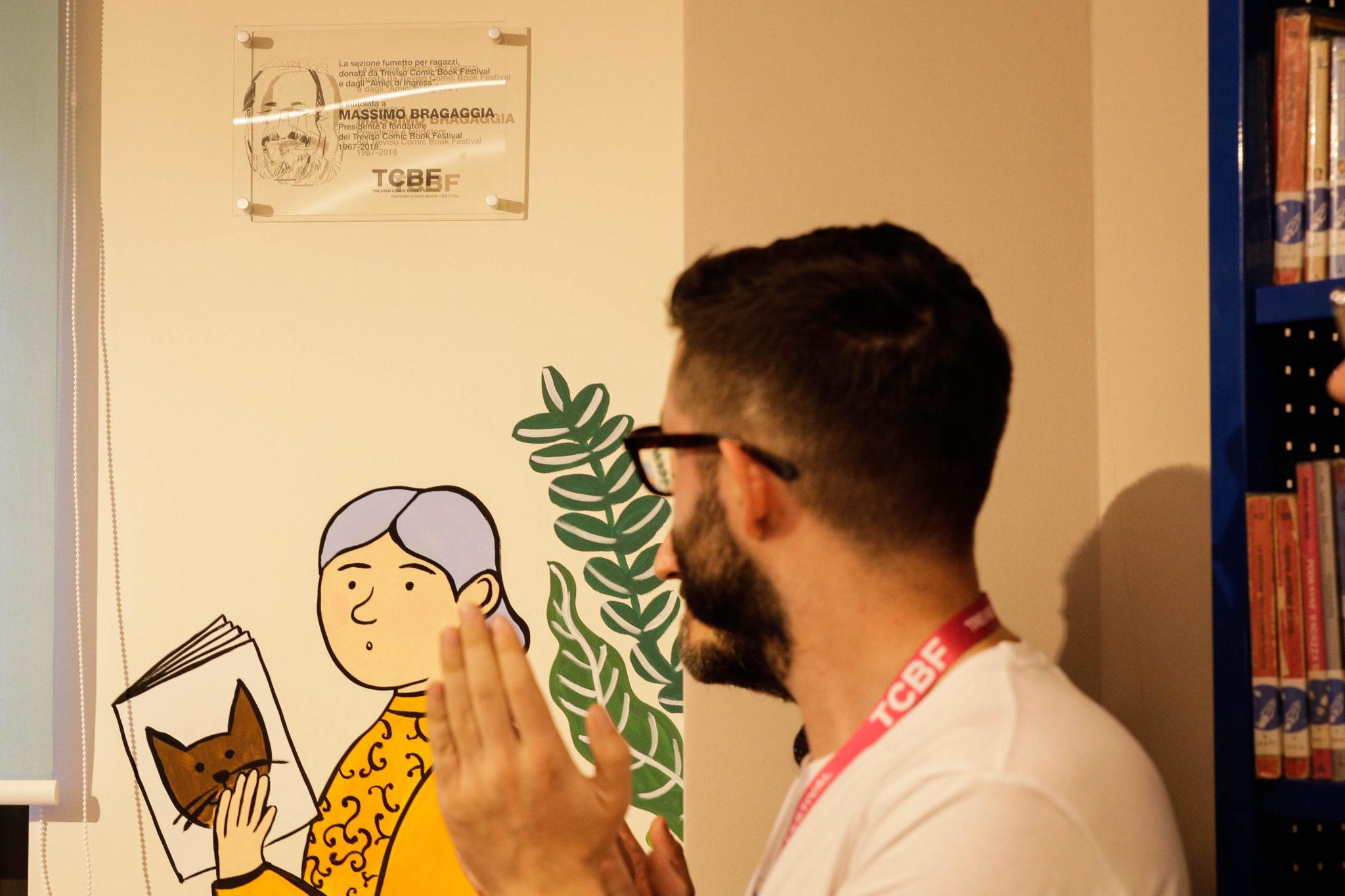 La 15° edizione del Treviso Comic Book Festival, tra fumetti, mostre e dj set. Il racconto dal primo giorno, all'ultima illustrazione