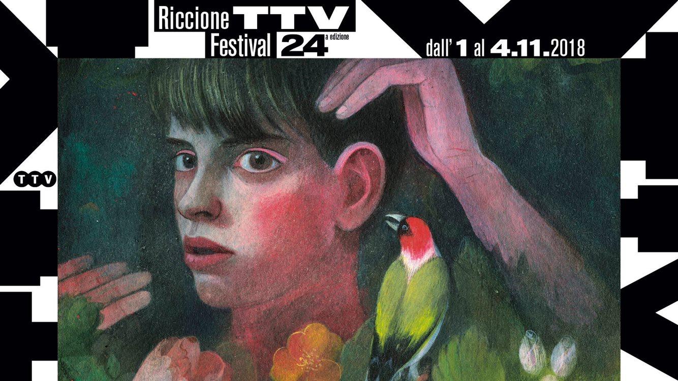Dal''1 al 4 novembre il Riccione TTV Festival mescola i linguaggi del teatro, televisione e video. Ce ne parla Simone Bruscia, direttore artistico