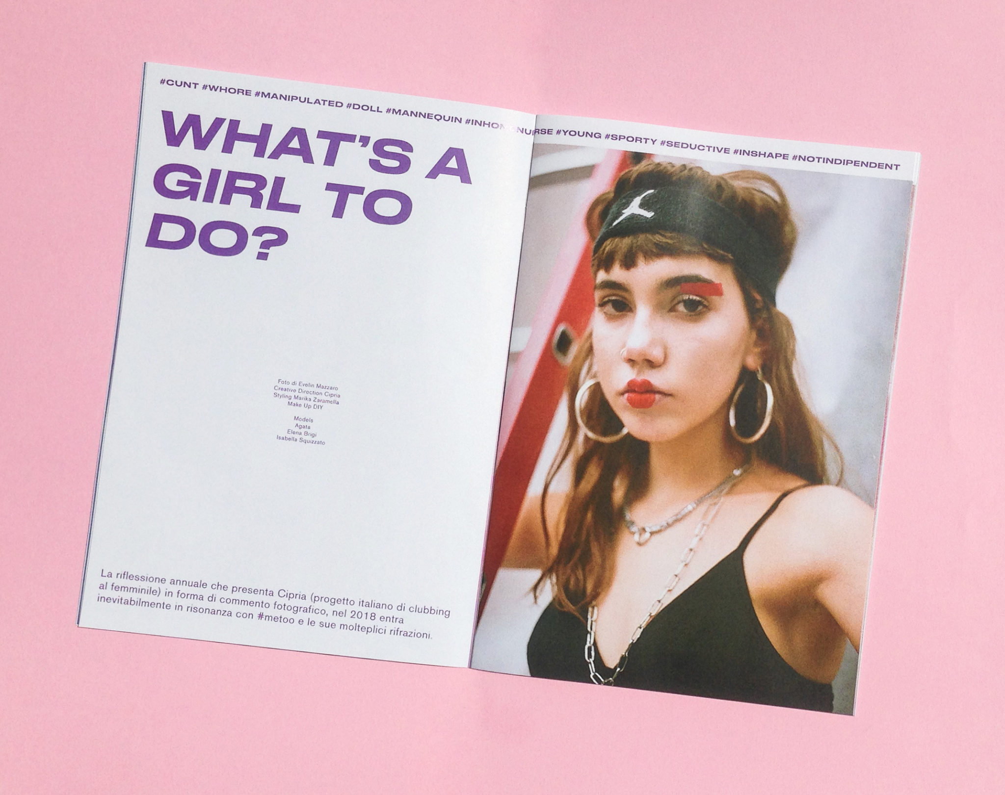 Un magazine per bambini onnivori e un altro di piccole e grandi rivoluzioni al femminile, riviste autoprodotte da Bekko, associazione di cultura visiva
