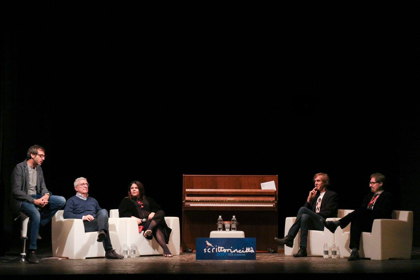 Dal 1999, ogni anno un tema e più di cento autori ogni anno. Scrittori in città, a Cuneo dal 14 al 19 novembre il vento fa il suo giro
