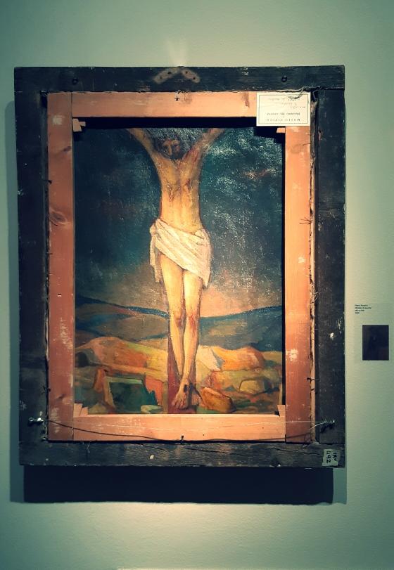 Non solo ritratti e paesaggi: ecco a voi un tour alla scoperta del retro dei dipinti del Museo Civico di Bassano del Grappa
