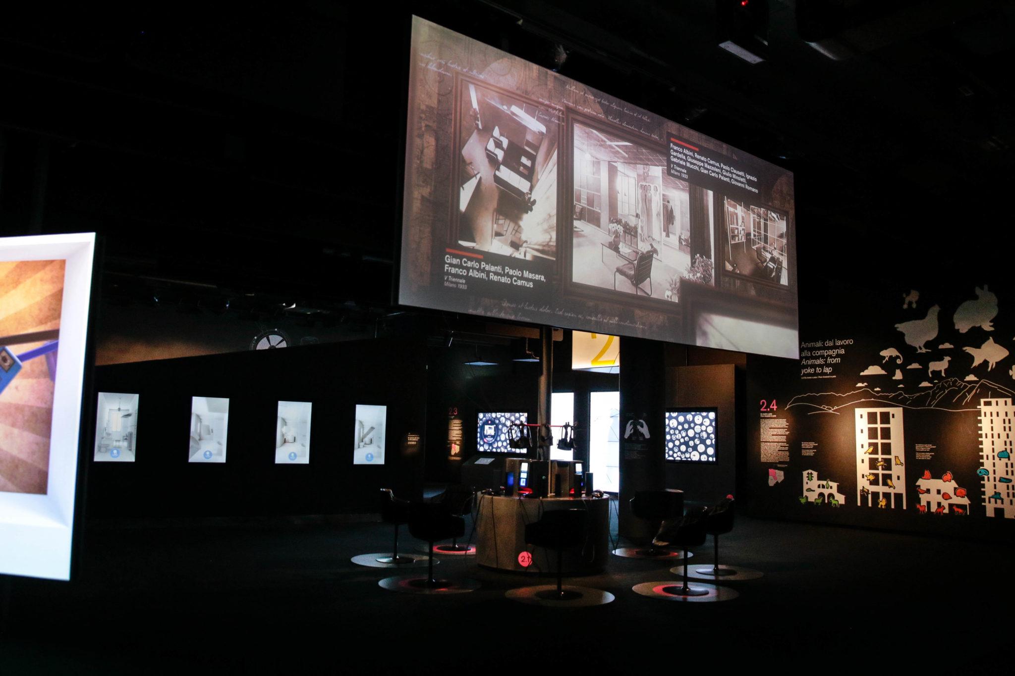 Attraversare il '900 italiano oggi è possibile: M9 è il museo multimediale per scoprire la società, l'industria, l'intrattenimento e i paesaggi di una volta