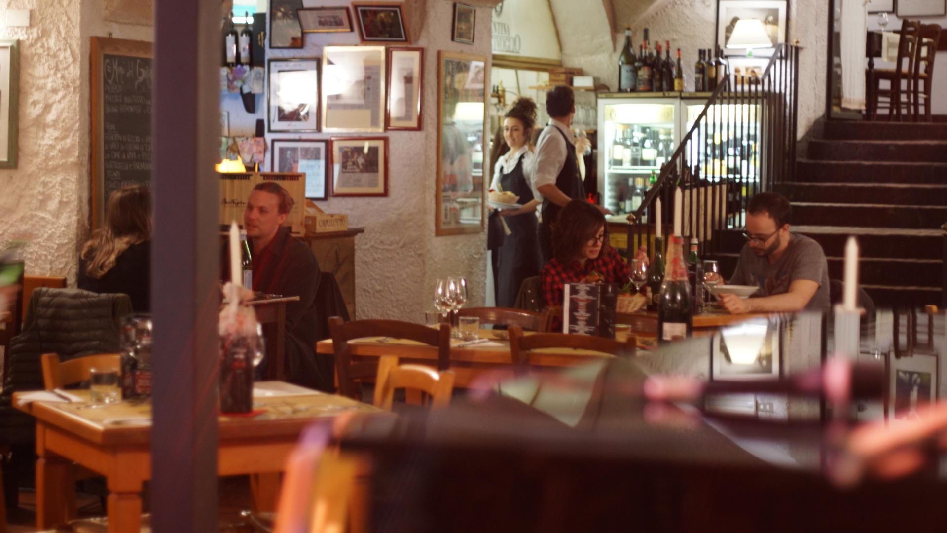 Nel menù tortelloni, tortellini e concerti di musica jazz, è la Cantina Bentivoglio: dal 1989 il meglio del jazz dal vivo in città