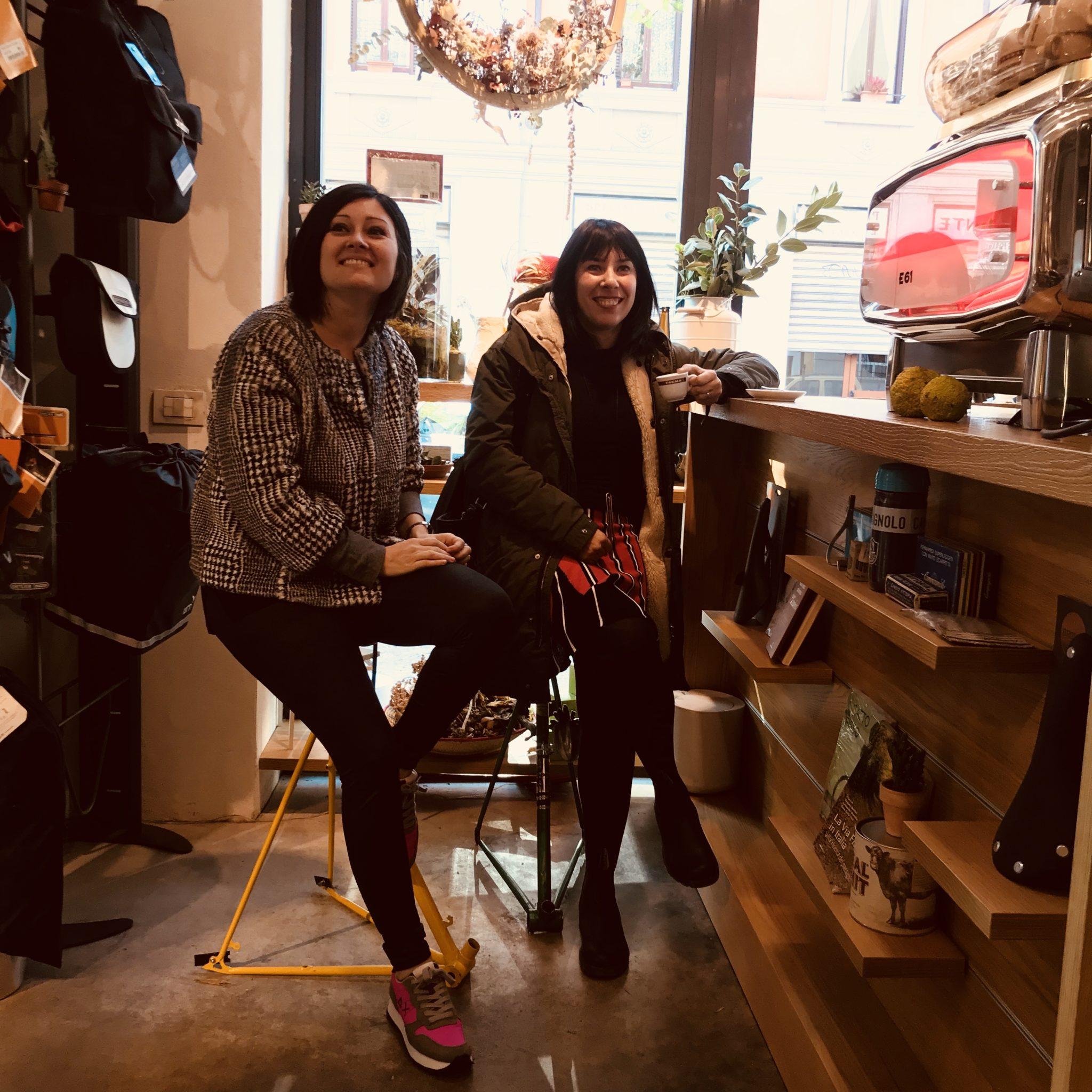 Bici&Radici, il concept store dove appassionati di ciclismo e di natura si incontrano, anche per bere un buon caffè e sorseggiare ottimi vini di Sicilia