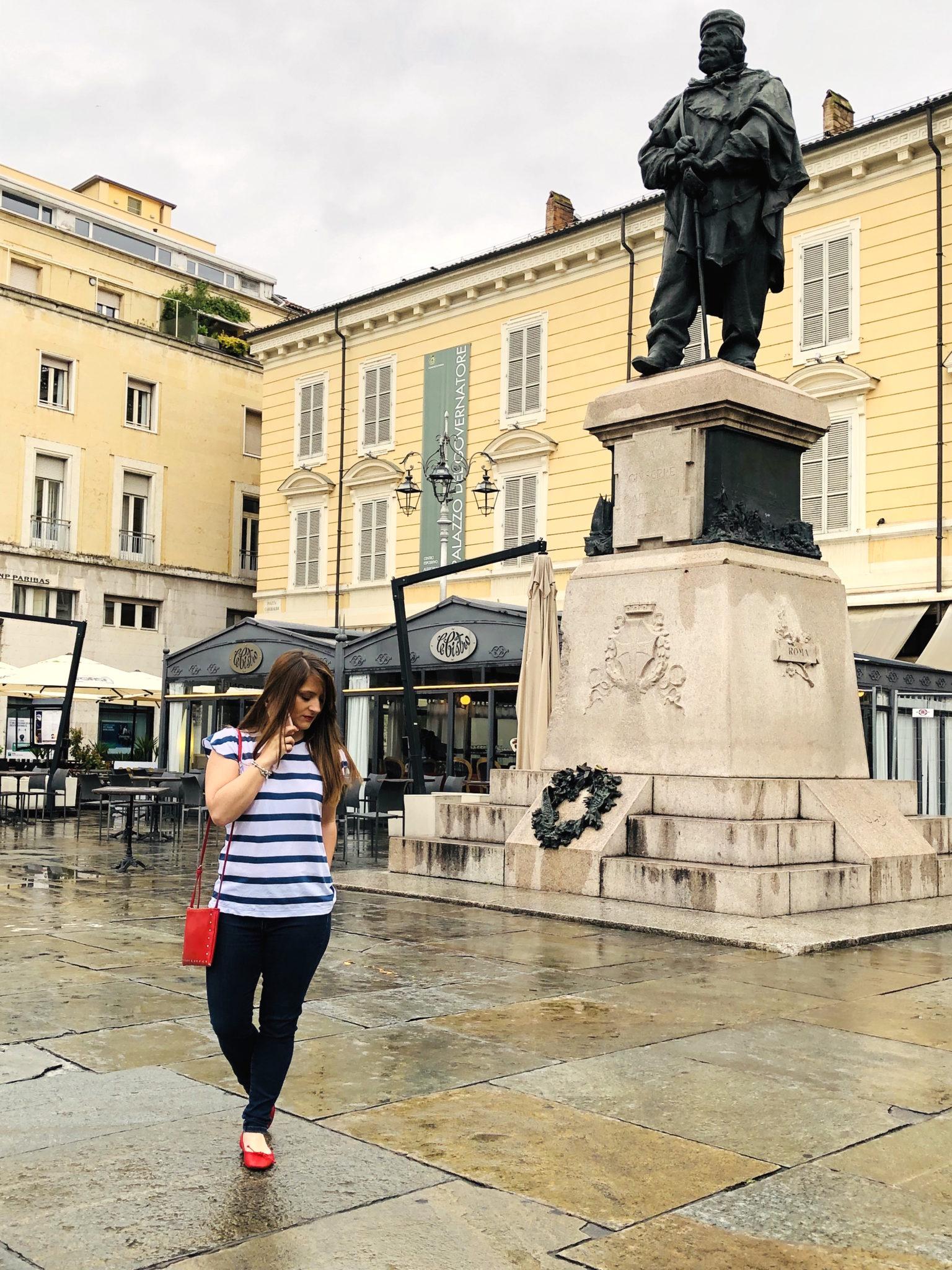 Garibaldi, Verdi, il Parmigianino, con l'app Talking Teens le statue di Parma raccontano la loro storia, basta chiamarli al telefono e risponderanno