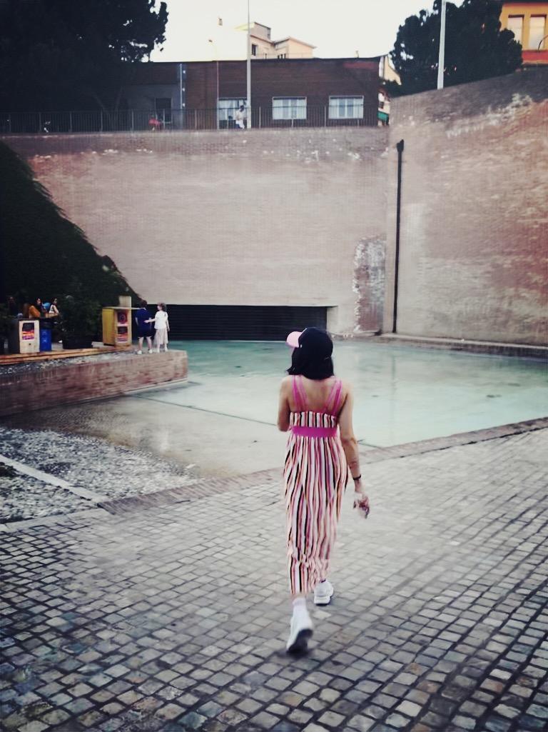 A pochi passi dal Museo di arte moderna di Bologna c'è il parco del Cavaticcio: cinema all'aperto, concerti e mercatini, il luogo dell'estate in città