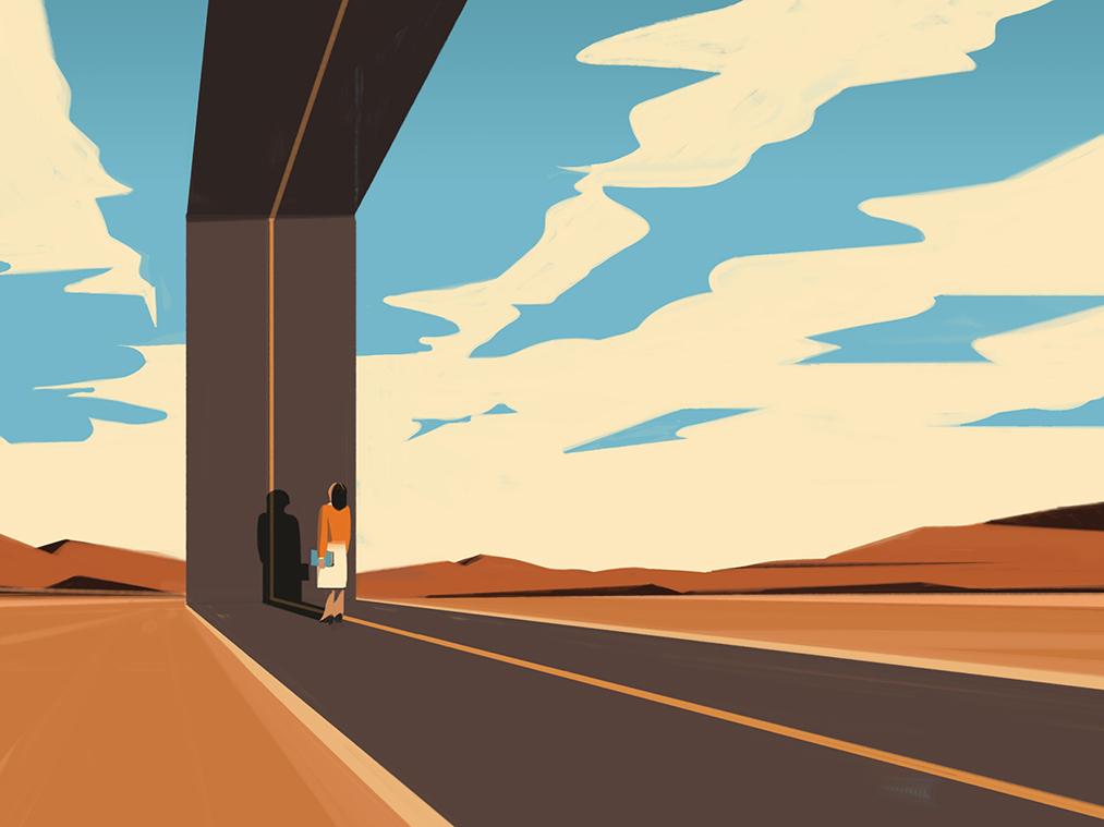 Emiliano Ponzi, fra gli attuali illustratori italiani più importanti al mondo, vive tra Milano e New York. Gli abbiamo chiesto di illustrarci la sua Milano