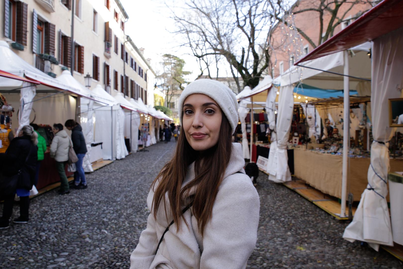 Siamo stati al mercatino delle feste di Padova per chiedere alle persone il loro luogo del cuore del 2019 e quello dove sognano di andare nell'anno nuovo