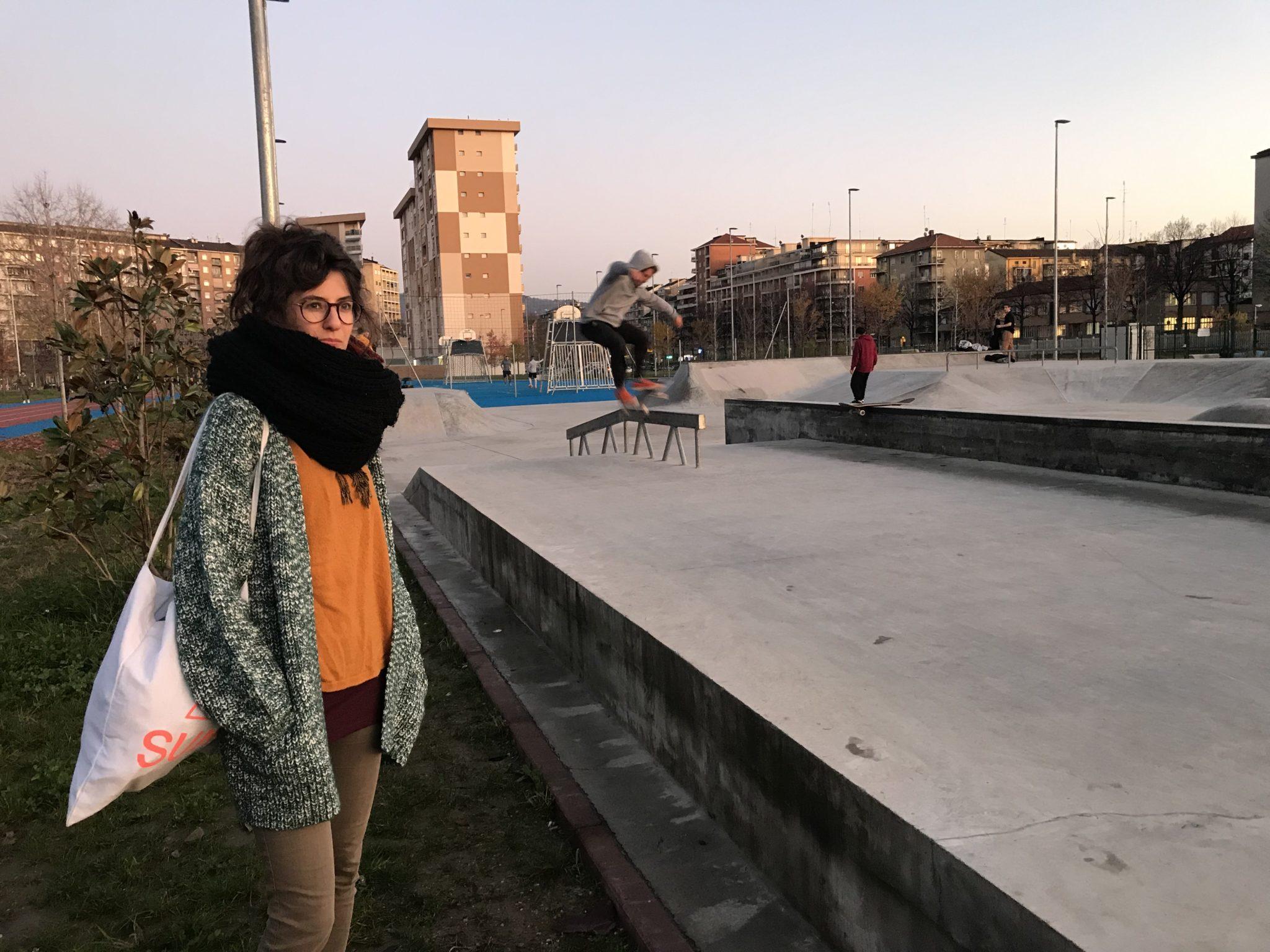A Torino, nel parco intitolato a Pietro Mennea, c'è un luogo dove correre: il Marmolada Skatepark, uno spazio di 1.600 metri quadrati dedicati allo skate