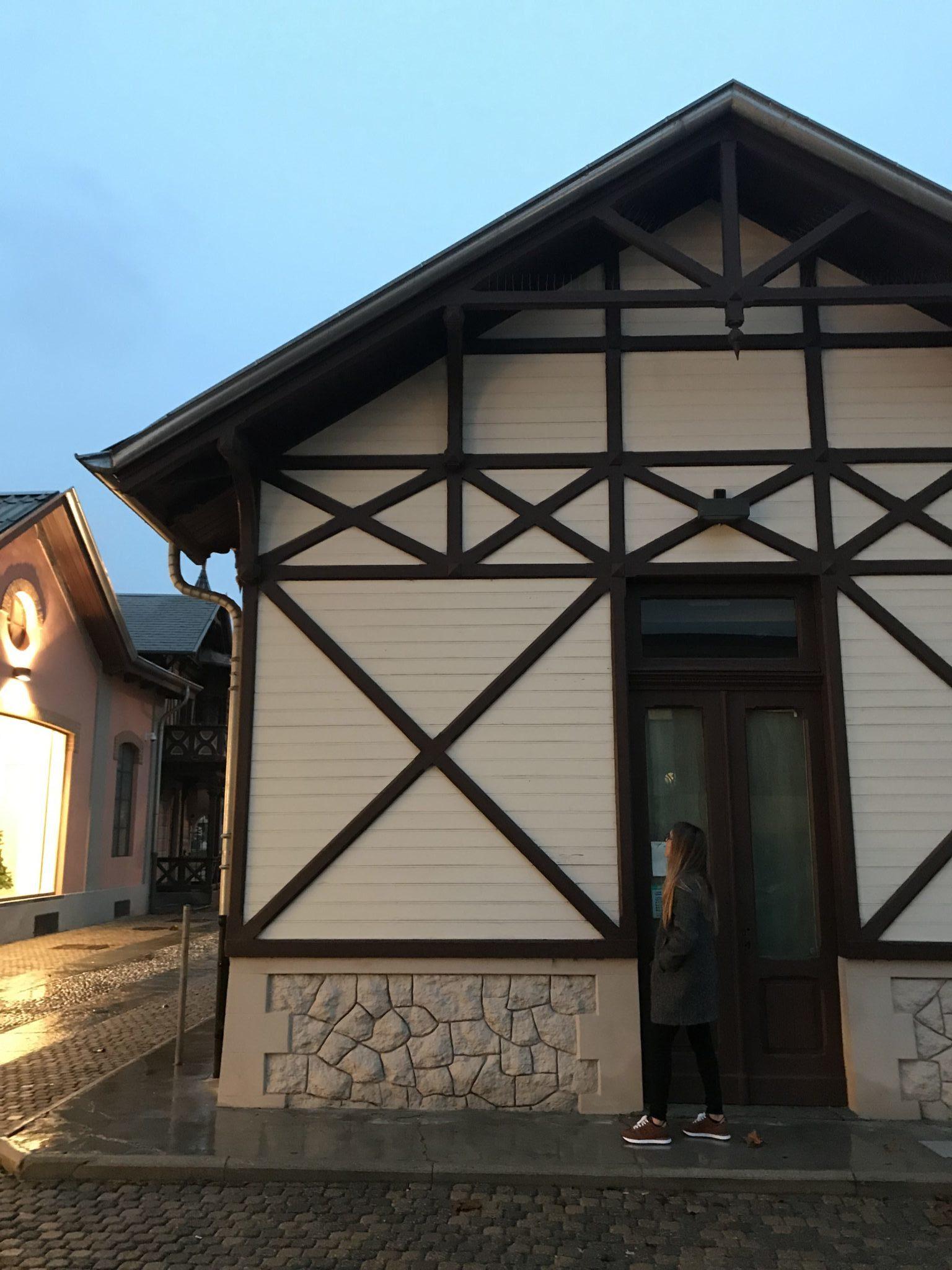 Nell'800, l'imprenditore svizzero Napoleone Leumann costruì a Collegno un cotonificio e villaggio operaio: il Villaggio Leumann. La nostra visita guidata